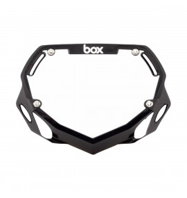 Box NEW Phase 2 BMX Race Numberplate plain colours
