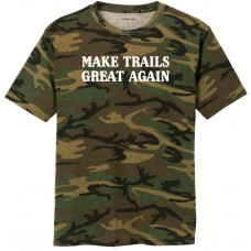 T-shirt Support your local trails