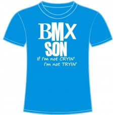 SSC designs Cryin Son t-shirt