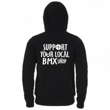 Support Your Local BMX t-shirt