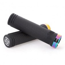 Gusset S2 super soft Lock-on Handlebar Grips