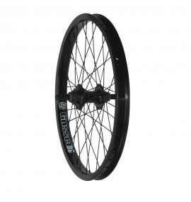 Gusset Black Dog BMX Wheel