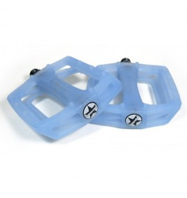 Superstar BMX Nylon UV Pedals