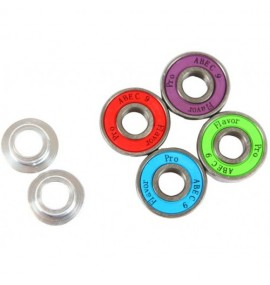 Abec 9 Ti Scooter wheel bearings