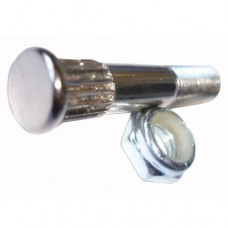 Shiner Truck Hardware Button Head Kingpin & Nut
