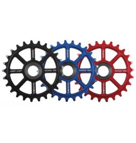 Gussett Woodstock Sprocket Spline Drive