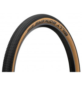 "Schwalbe Billy Bonkers 26"" x 2.1 Tan wall Jump tyre"