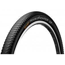 "Continental Double Fight lll Tyre 24"" x 1.75"""